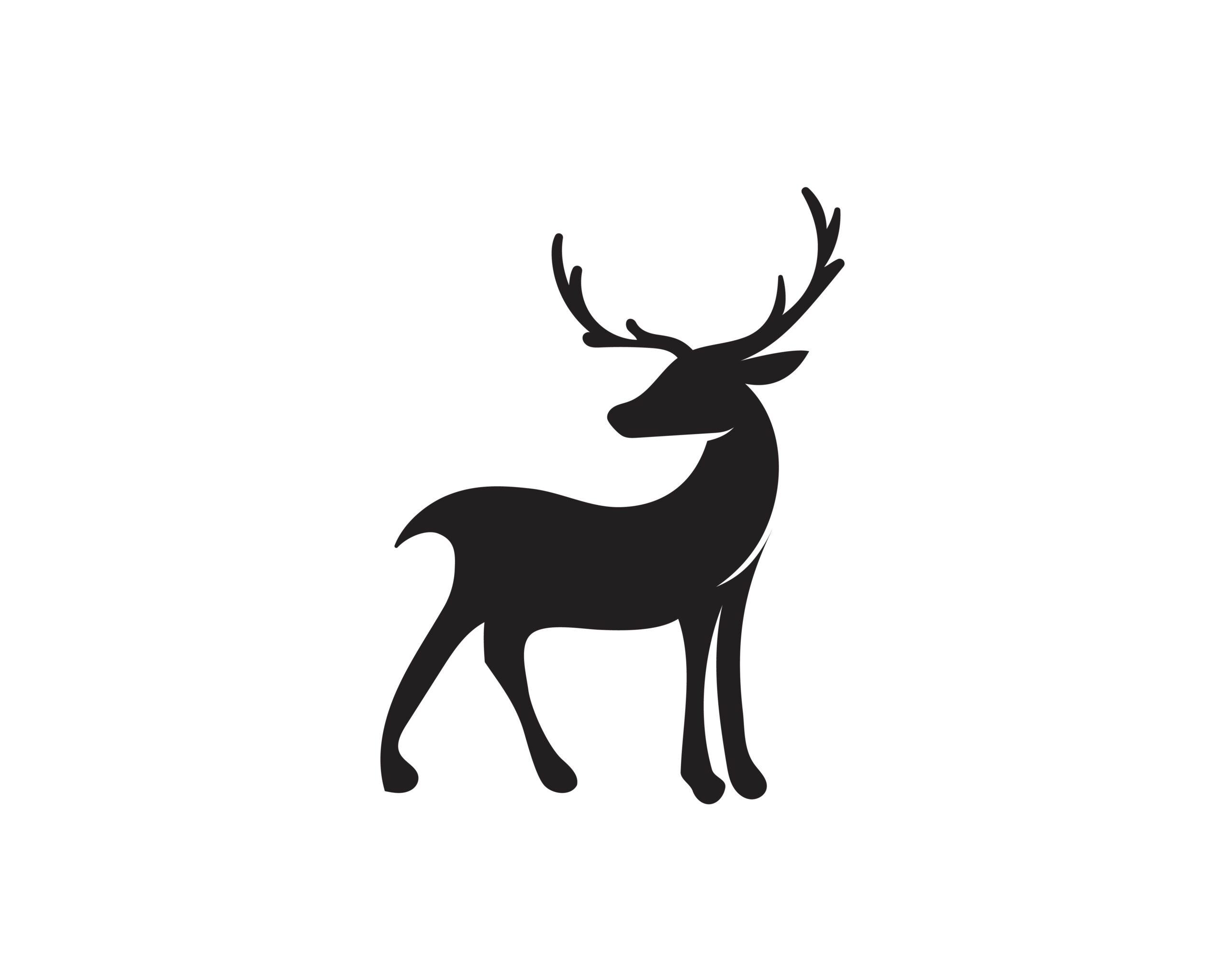 Naklejka na ścianę jelonek bambi