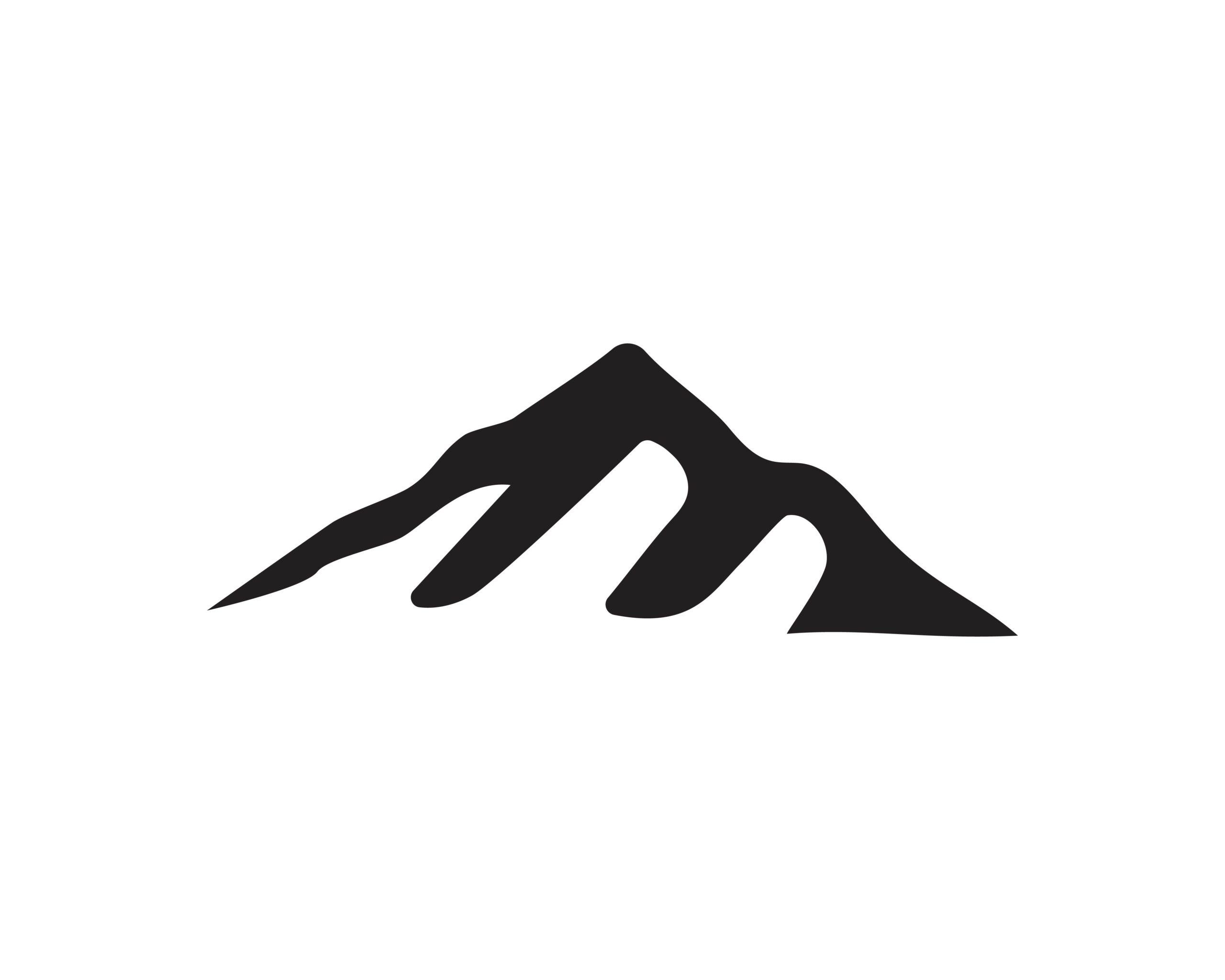 Naklejka na ścianę góra himalaje